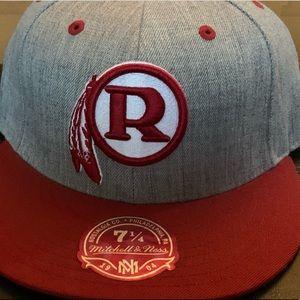 Washington Redskins Mitchell & ness fitted hat
